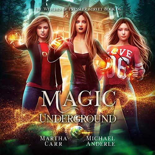 Magic Underground cover art