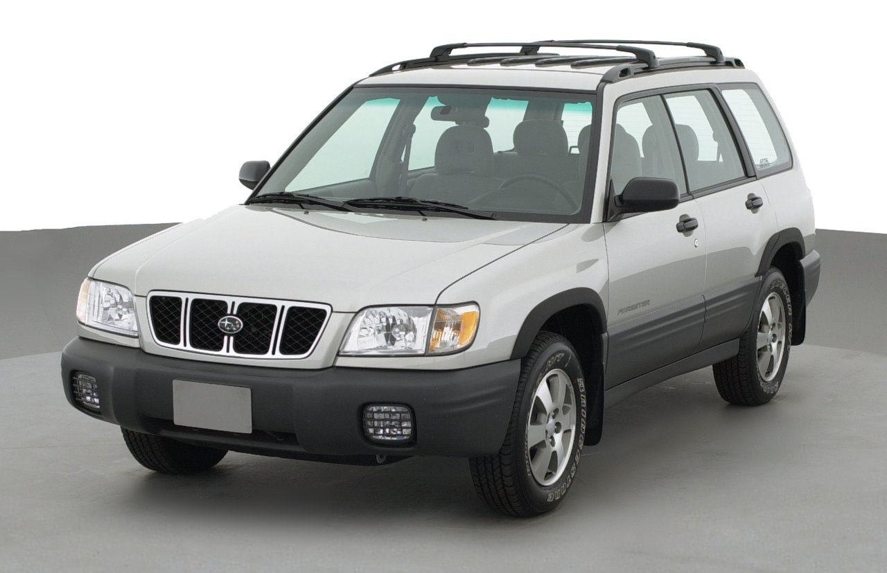 amazon com 2001 subaru forester l reviews images and specs vehicles 2001 subaru forester s w premium package 4 door automatic transmission silverthorn metallic