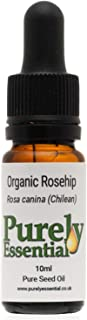 Purely Essential Organic Rosehip Oil (Rosa canina) - Pure,