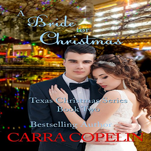A Bride for Christmas audiobook cover art