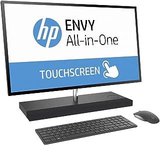 HP Envy 27 Touch Desktop 4TB SSD 32GB RAM UHD 4K (Intel Core i7-8700T Processor Turbo 4.00GHz, 32 GB RAM, 4 TB SSD, 27