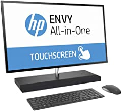HP Envy 27 Touch Desktop 8TB SSD 32GB RAM UHD 4K (Intel Core i7-8700T Processor Turbo 4.00GHz, 32 GB RAM, 8 TB SSD, 27