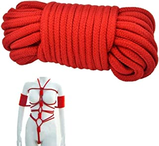 Challenging Red Cotton Rope Surprise You