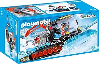 PLAYMOBIL Snow Plow