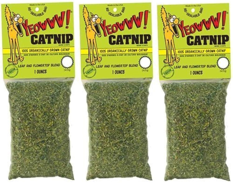 Duc Treat Catnip Yeowww Bag10z by Yeowww