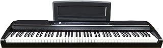 KORG 電子ピアノ SP-170S 88鍵 ブラック ダンパー・スイッチ、譜面立て付属