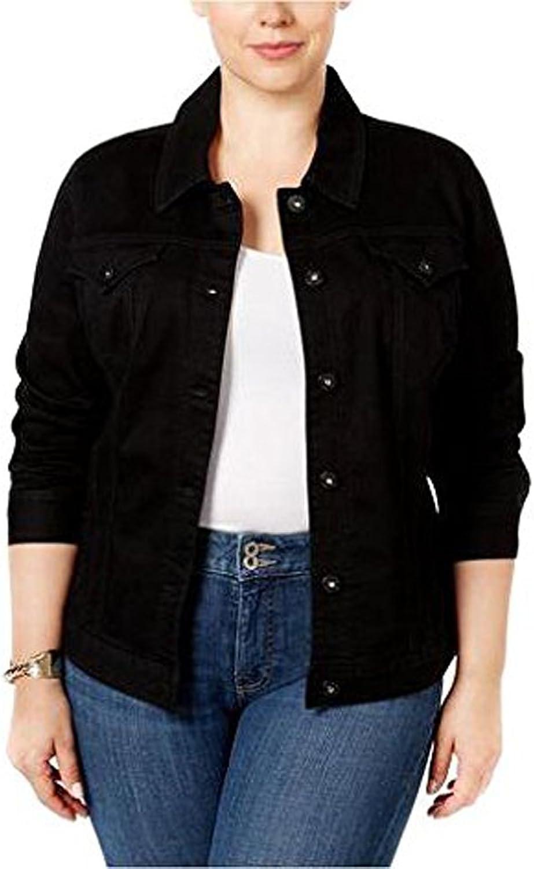 Style & co. Plus Size Denim Jacket