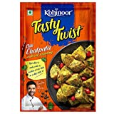 Add a twist to everyday food with just a percent Multipurpose & Available in easy-to-use sachets Exciting flavours in new combinations I) add some zing to your meal ii) make a dip to go with 'em chips iii) sprinkle some for a yummy snack IV) cook up ...
