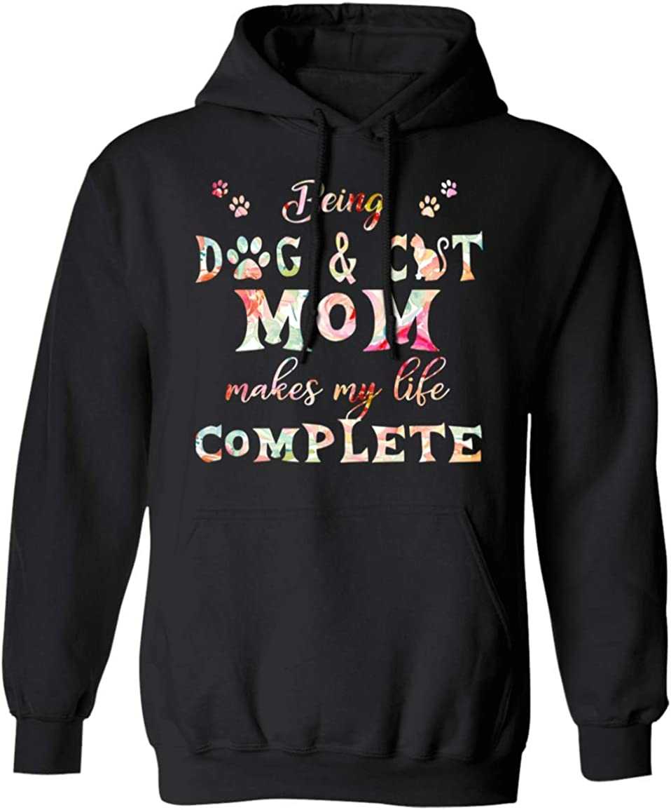 Being A Dog and Cat Cheap SALE Start Mom Makes My Complete for Credence Gift Hood Life