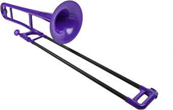 pBone Jiggs Plastic Trombone-Purple (PBONE1P)