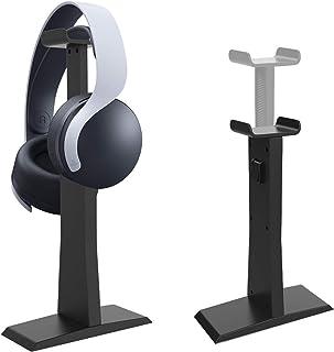 $20 » Adjustable Headphones Stand Headphone Holder Desk Mount for PS5 Pulse 3D Headset Accessories