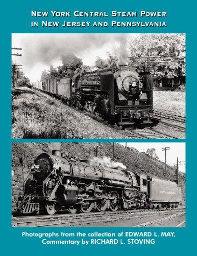 Nueva York Central vapor Potencia en Nueva Jersey y Pennsylvania