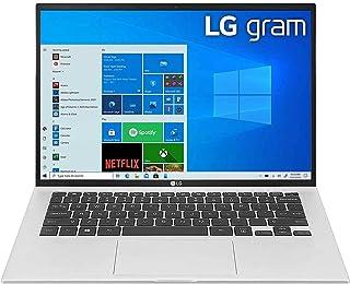 LG Gram 14Z90P-G Ultra Light Weight Laptop,IntelCore i7-1165G7,14Inch,1TB SSD,16 GB RAM,Iris®Plus Graphics,Win10 Home,Silv...