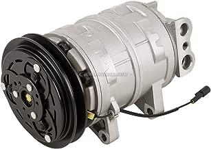 AC Compressor & A/C Clutch For Isuzu NPR Chevy GMC W5500 Replaces Zexel 506011-8241 506211-2801 897161-1731 506211-7770 - BuyAutoParts 60-01663NA New