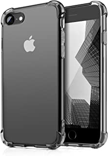 Phone case Compatible iPhone 8,iPhone 7, Slim Fit Premium Hybrid Shock Absorbing & Scratch Resistant TPU Bumper Clear Case Cover Compatible iPhone 8/iPhone 7, jyy4
