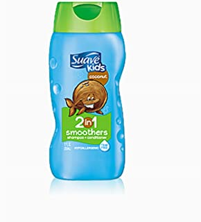 Suave Kids 2 in 1 Coconut Smoother Shampoo & Condintioner 355ml