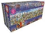 Educa Borras - XXL Puzzles, Puzzle 42.000 piezas, La vuelta al mundo (17570)