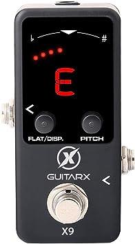 GUITARX X9 - Guitar Pedal Tuner Mini