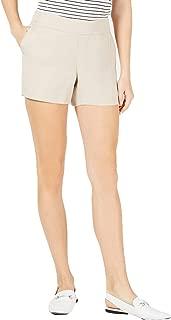 Maison Jules | Pull-on Shorts | Oxford Tan