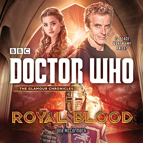 Doctor Who: Royal Blood audiobook cover art