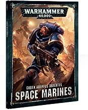 Games Workshop Warhammer 40,000 Codex: Space Marines