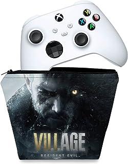 Capa Xbox Series S X Controle Case - Resident Evil Village