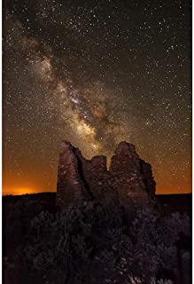 Classic Jigsaw Puzzle, Galaxy, Starlight, 500/1000/1500 Piece, Home Decor, Landscape Artwork Puzzles, Perfect For Family F...