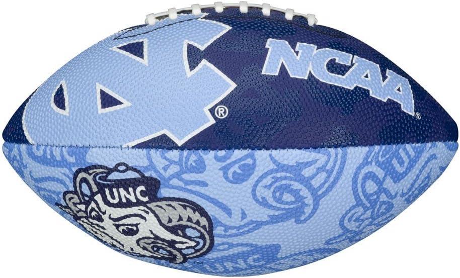 Wilson Sporting Bombing free shipping Goods NCAA North Carolina Logo Ju Topics on TV Tar Heels Team