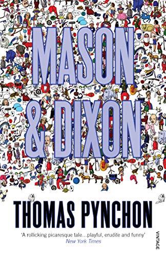 Mason and Dixon [Lingua inglese]