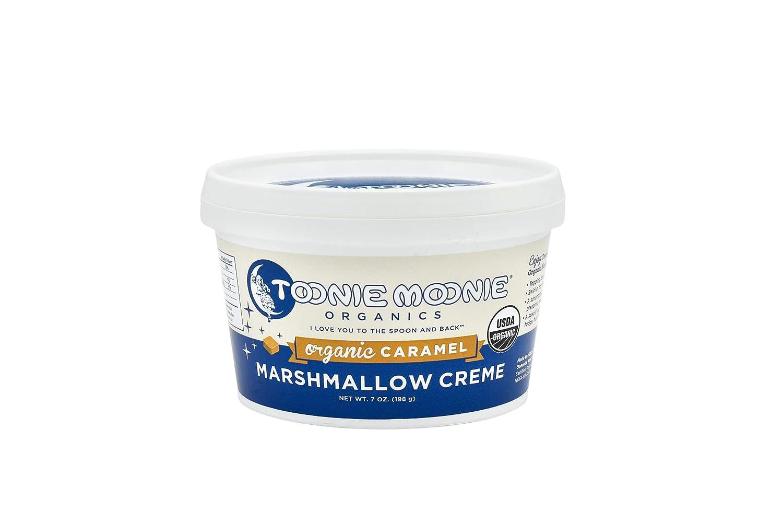 TOONIE MOONIE ORGANICS Organic Caramel 7 Creme Sacramento Mall Marshmallow Sale price oz