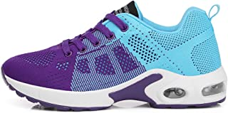 SKLT Air Cushioning Running Shoes Women Sneakers Breathable Mesh Sport Shoes Ladies Trainers