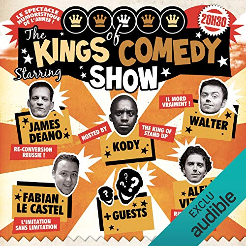 Couverture de Gala - Kings Of Comedy Show - Rochefort 2012