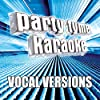 Party Tyme Karaoke - Pop Male Hits 3 (Vocal Versions)
