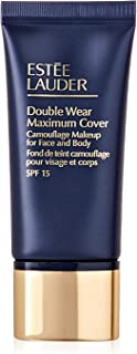 Estee Lauder Double Wear Maximum Cover Camouflage Makeup SPF 15-4N2 Spiced Sand for Women