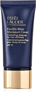 Estee Lauder Double Wear Maximum SPF 15 Cover Camouflage Makeup, Spiced Sand, 1 Ounce