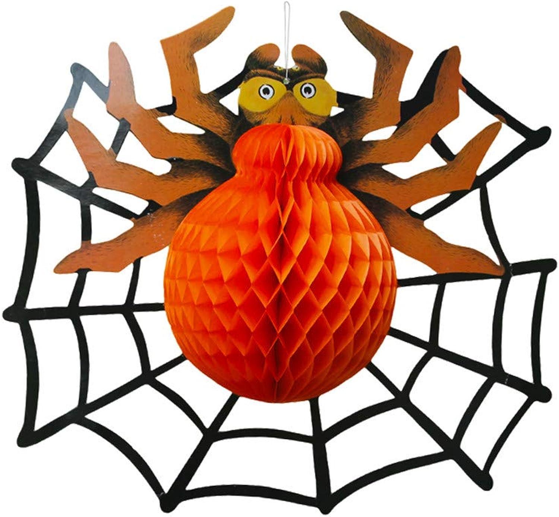 Wsjwj Nachtlichter & Schlummerleuchten Halloween Ghost Festival Dress Up Laterne Dekoration Requisiten Klapplaternen, Klapp Big Spider B07HNFNMSV  Rich-pünktliche Lieferung   | Zuverlässiger Ruf