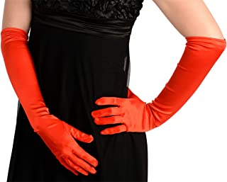 Best cruella deville red gloves Reviews