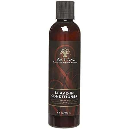 As I Am Leave-In Conditioner, 8 oz (Pack of 4)
