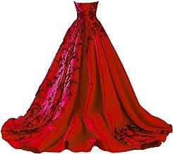 Amazon Com Black Ball Dress,Wedding Purple And Turquoise Bridesmaid Dresses