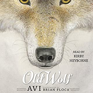 Old Wolf cover art