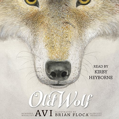 Old Wolf audiobook cover art