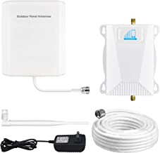 Verizon Signal Boosters 4G LTE Cell Phone Signal Booster HJCINTL FDD 700MHz Band13 Home Mobile Phone Signal Repeater Booster Kits