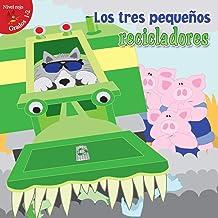 Los tres pequeños recicladores (Little Birdie Readers) (Spanish Edition)