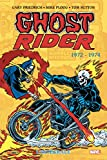Ghost Rider - L'intégrale 1972-1974 (T01): Tome 1