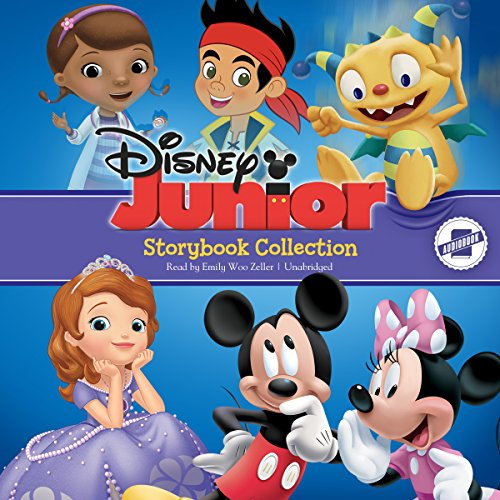 Disney Junior Storybook Collection cover art