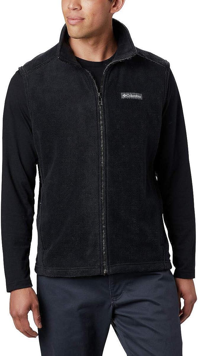 Columbia mens Cascades Explorer Full Zip Fleece Jacket