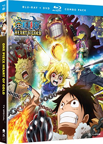 One Piece: Heart of Gold [Blu-ray]