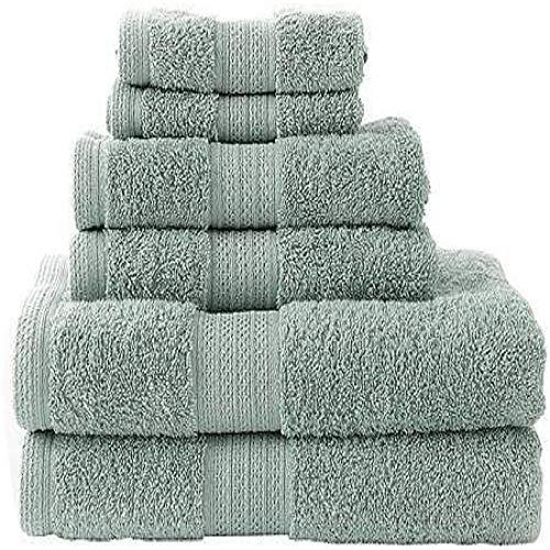 Divatex 6-Piece Bath Towel Set