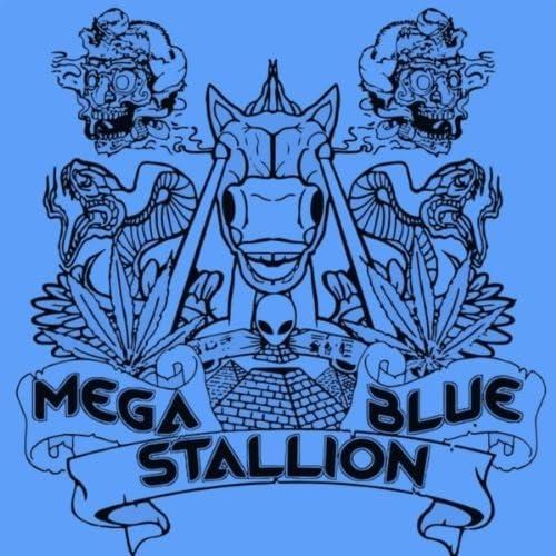Mega Blue Stallion