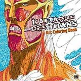L'Attaque des Titans Art Coloring Book